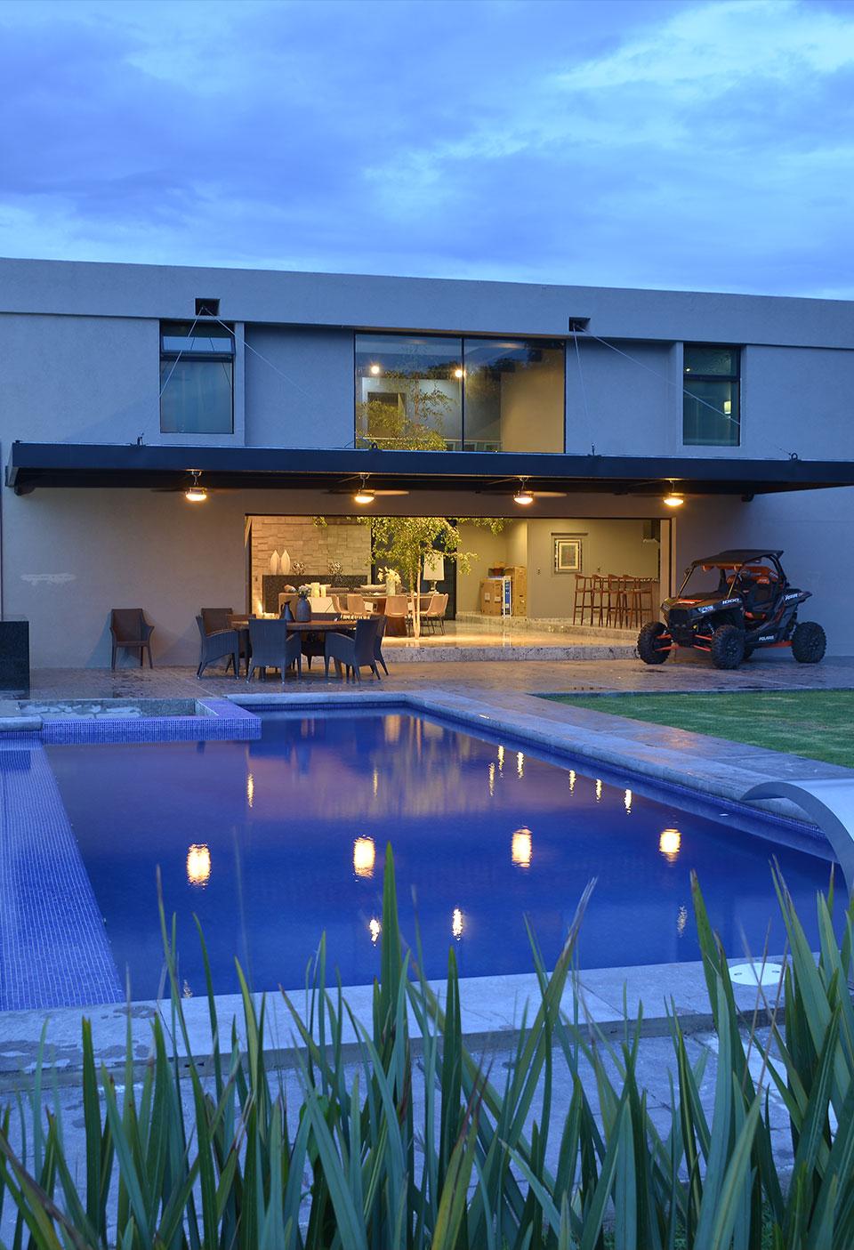 Taufic Luxury Design Casa Palenque