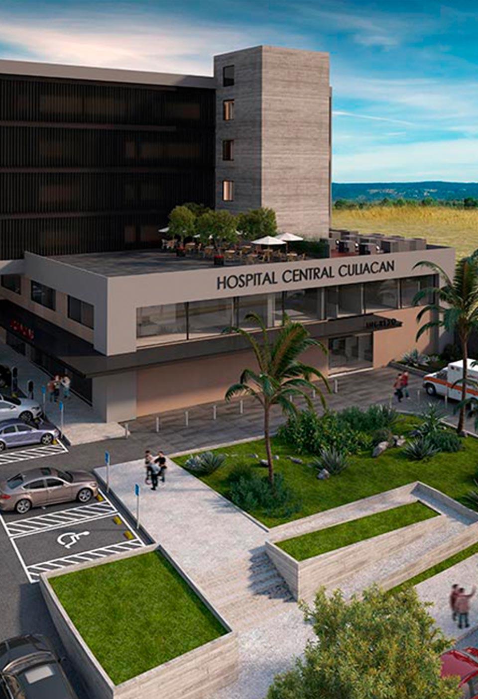 Taufic Luxury Design Hospital Culiacán