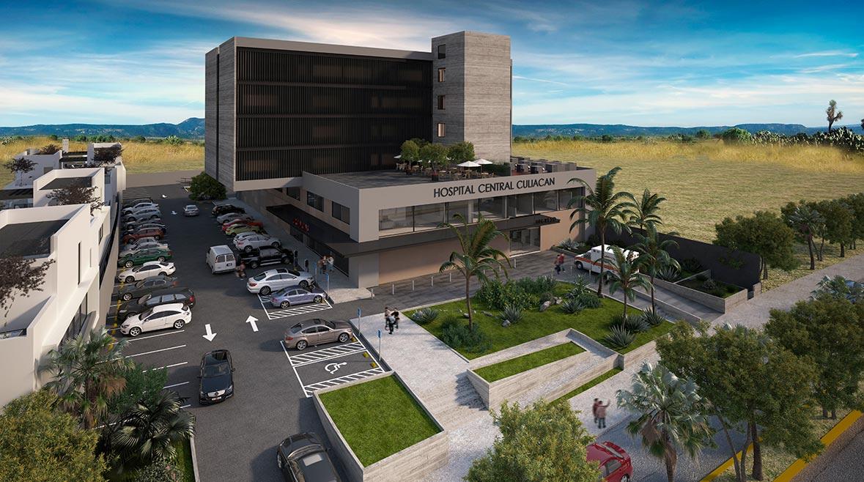 Taufic Gashaan Hospital Culiacán 1