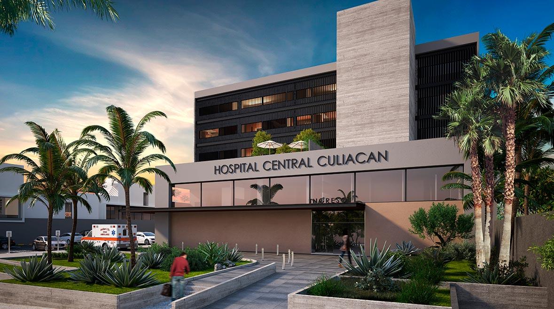 Taufic Gashaan Hospital Culiacán 2