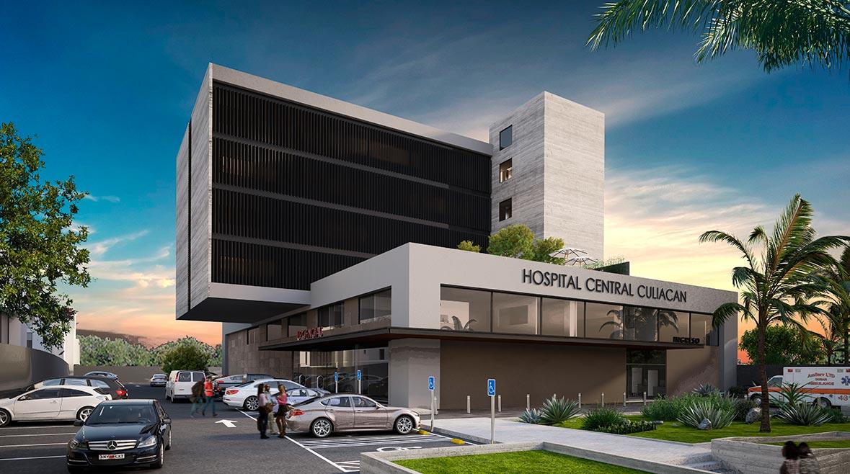 Taufic Gashaan Hospital Culiacán 3